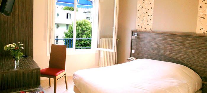 Hotel pas cher lorient les chambres h tel les p cheurs for Chambre hotel moins cher