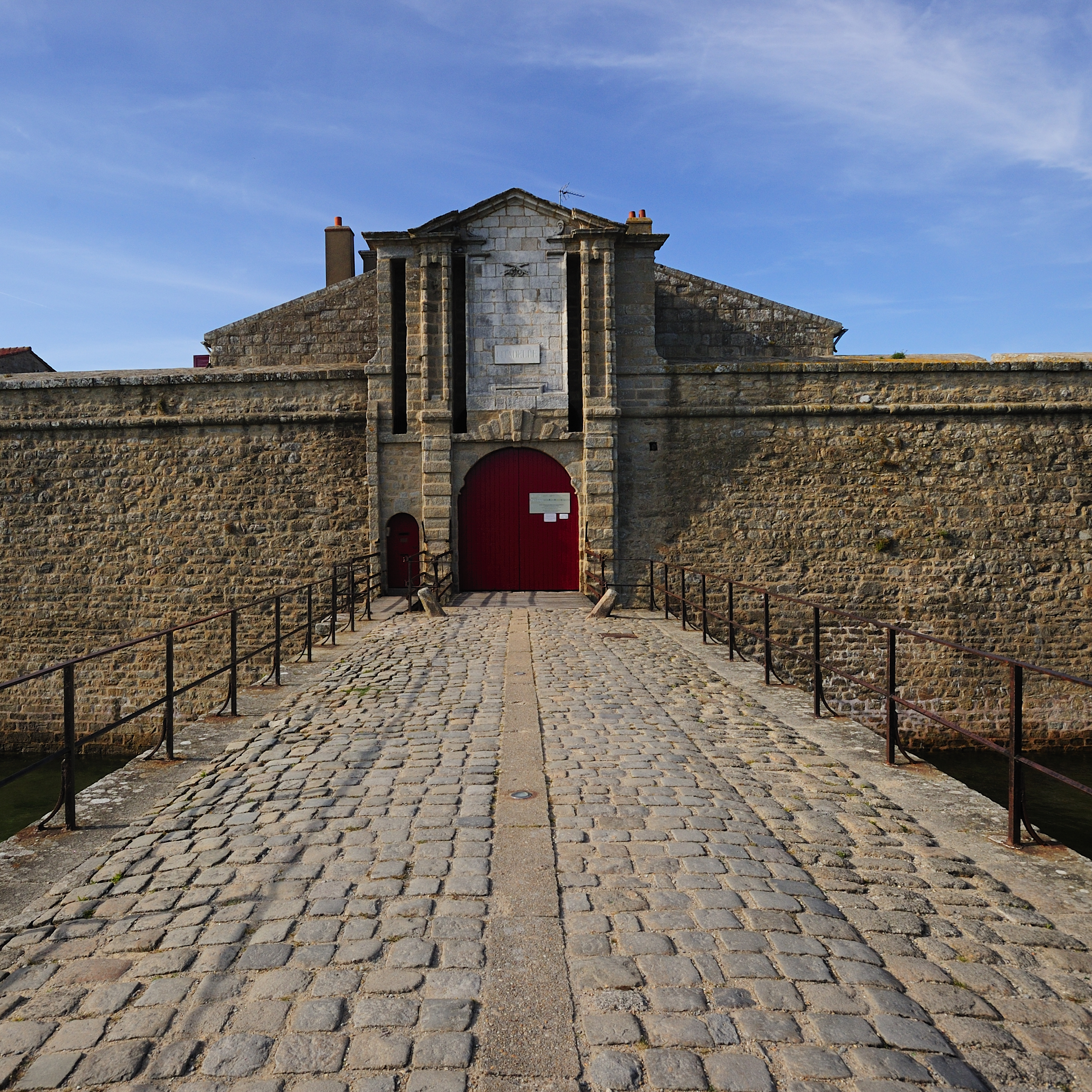 La citadelle Port-Louis